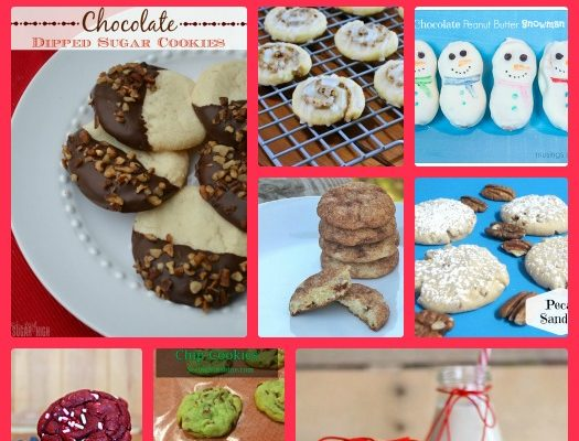 10 Wonderful Christmas Cookie Recipes For You To Make With Your Kids