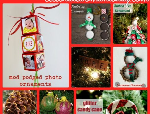diy beautiful christmas ornaments