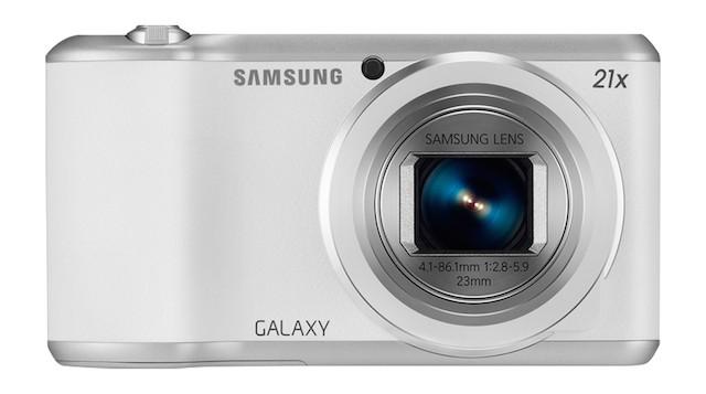 Samsung Galaxy Camera 2 back