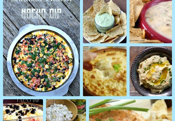 10 Easy And Delicious Dip Recipes For Your Next Party