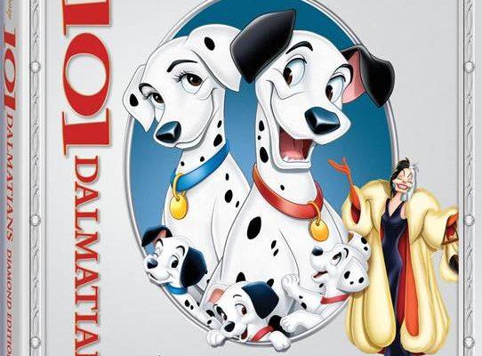 Disney 101 Dalmatians Arrives on Blu Ray February 10 #101Dalmatians