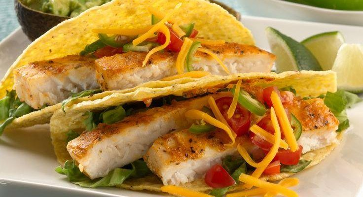 Spice Up Your Taco Night With This Grilled Tilapia Tacos Recipe