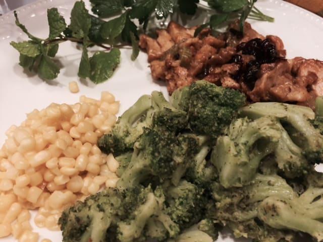 weight watchers endorsed products Tofu Turkey Broccoli white corn recipe