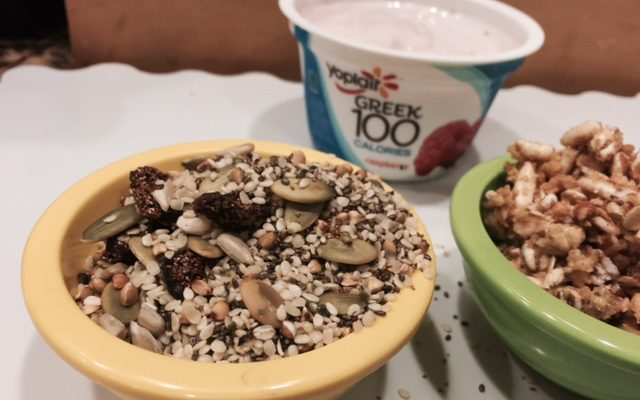 Healthy Snacking Tips With Yoplait Light That Are Filling And Delicious
