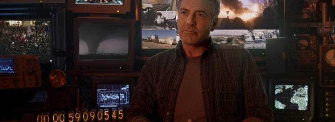 #Tomorrowland with George Clooney Coming to Big Screen May 22, 2015