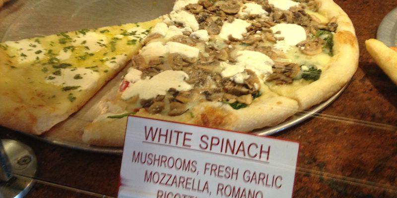 Mama Mia Gourmet Pizza on A Wordless Wednesday