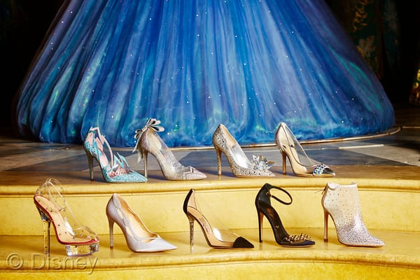 Are You Dreaming of These Cinderella Luxury Shoes? Disney Hired Designers To Create Them!