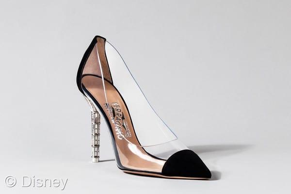 Salvatore Ferragamo Cinderella Shoes