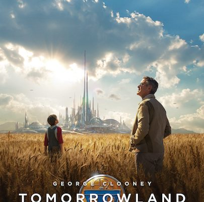 Disney's #Tomorrowland Trailer – In Theaters May 22