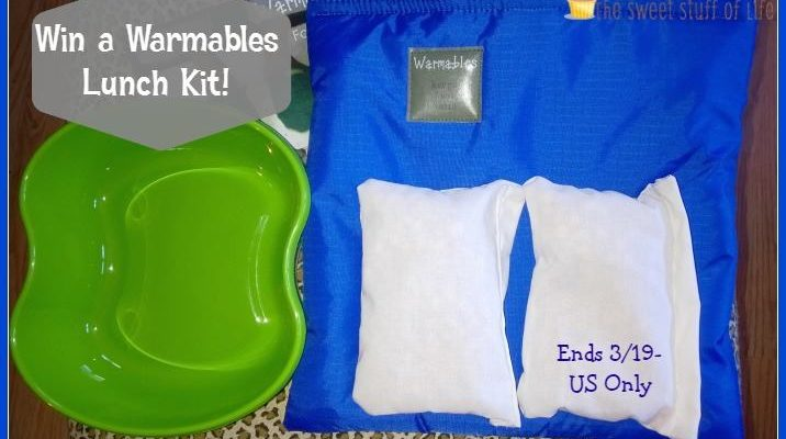 Keep Your Lunches Warm with Warmables Lunch Kit!