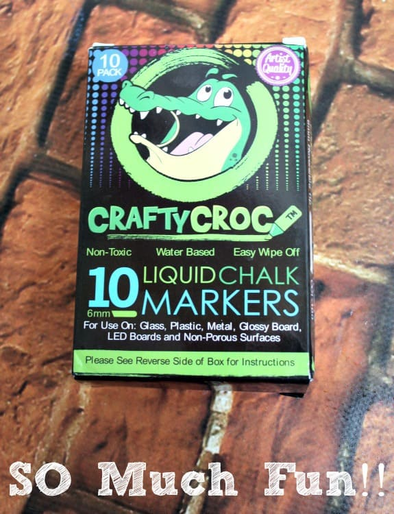 CraftCroc Markers