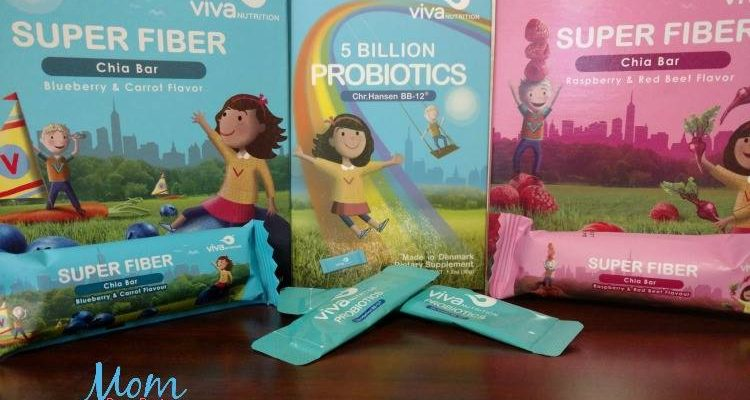 Choose Your Vitamins for The Month With vivaNutrition Giveaway