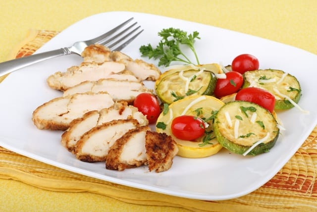 Chicken-Mediterranean-Vegetables-recipe