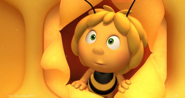 Maya the Bee Discovers the Hive – Amazing Adventure Coming to Blu-Ray and DVD May 19 #MayaTheBeeMovie