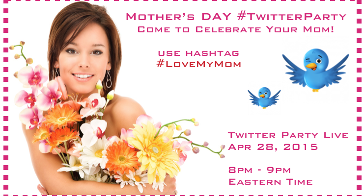#RSVP to Mother's Day #LoveMyMOM #TwitterParty to Celebrate Our Precious #MOMS #Yogabed