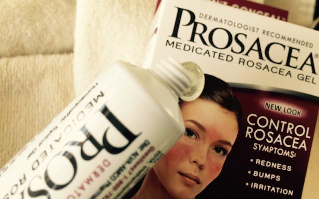 Control Rosacea Symptoms with Over-the-counter Prosacea Gel