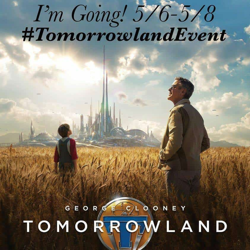 #TomorrowLandEvent