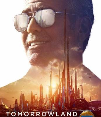 Stunning Clip from Tomorrowland Starring George Clooney #TomorrowlandEvent #tomorrowland
