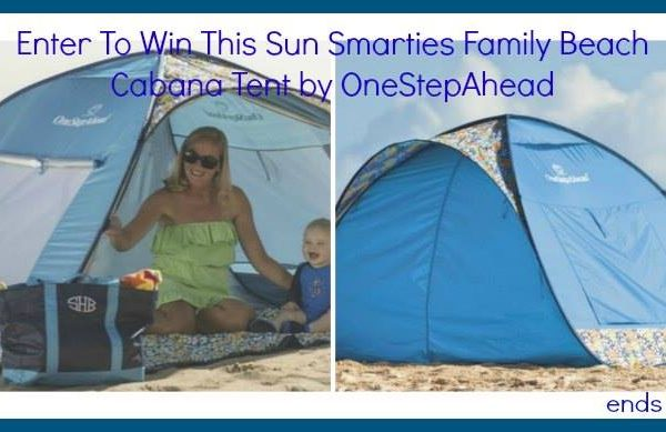 huge selection of c3a01 3a72c Family Beach Cabana Tent by OneStepAhead Archives - HOW-TO ...