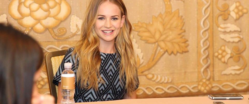"""""""I Knew It Would Be A Changing Point In My Career"""" – Britt Robertson as Casey In #TomorrowlandEvent"""
