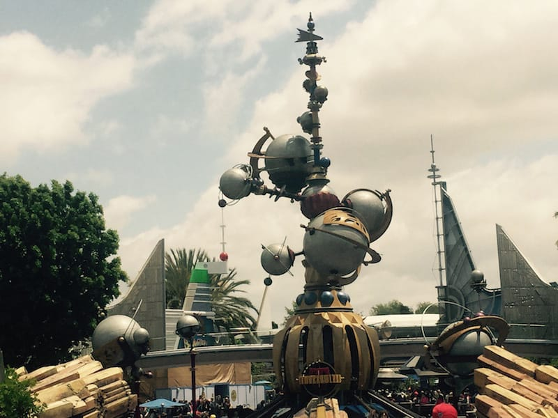 Disneyland-Tomorrowland