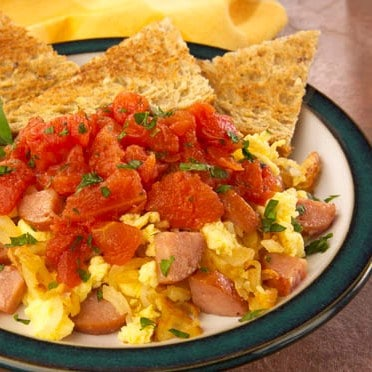 Heart Healthy Breakfast Scramble – #Recipes to Enjoy