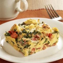 Florentina Strata – Breakfast or Dinner #Recipe
