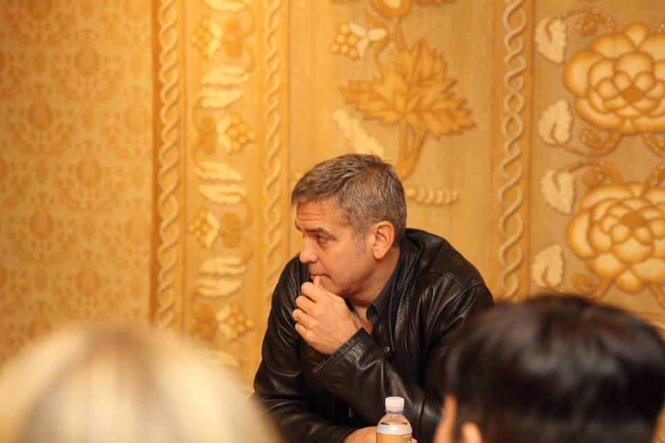 meeting-george-clooney-Tomorrowland