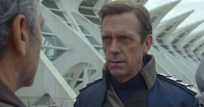 Hugh Laurie-Tomorrowland