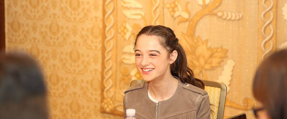 """Talented, Wise Beyond Her Years, Raffey Cassidy Presents """"Athena"""" from the Future in Tomorrowland – #TomorrowlandEvent"""