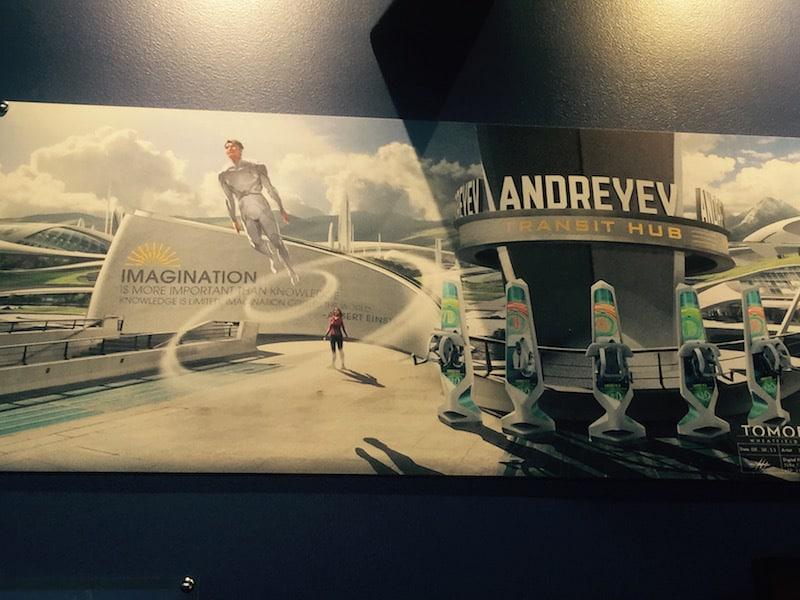 Tomorrowland disneyland sneak peek