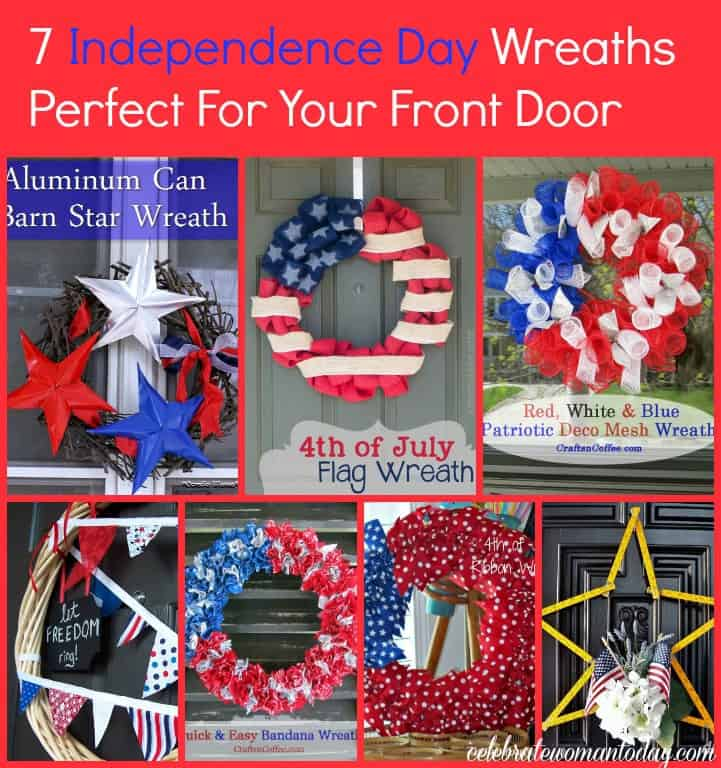 Independence Day Wreaths