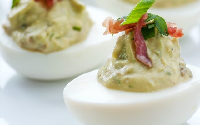 Check Out What You Can Do With Deviled Eggs #RecipesIdeas