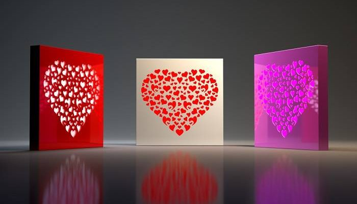 Add A Little Love To Your Wall With A Kauza Ultimate Wall Picture