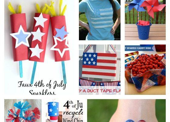 10 Easy Patriotic Crafts For Kids