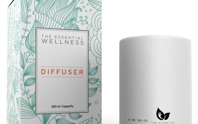Take Control Of Your Well Being With An Essential Oil Diffuser!