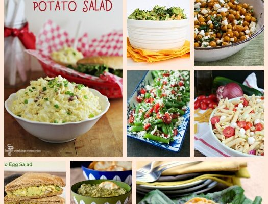 10 Great Sides To Bring To Your Next Picnic – #Recipes To #Celebrate