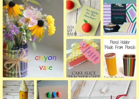 10 Back To School Teacher Gifts You Can Make At Home