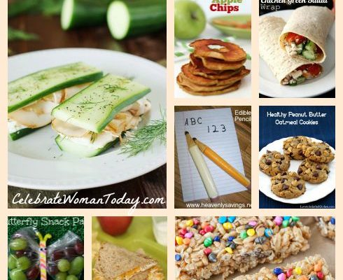 10 Easy And Healthy Lunchbox Ideas Kids Will Approve