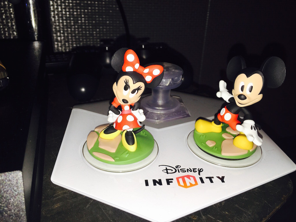 Disney Infinity blogger bash