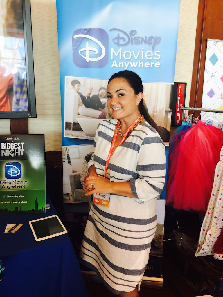 disney movies anywhere blogger bash
