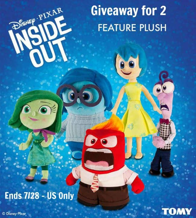 Inside out Disney movie