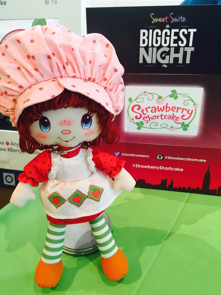 strawberry shortcake blogger bash 2015