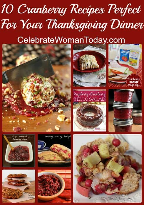 Cranberry Recipes Thanksgiving Dinner