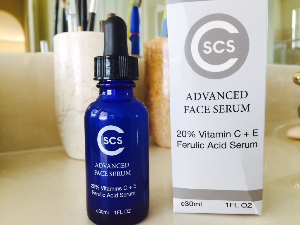Ferulic Face Serum with Vitamins C + E