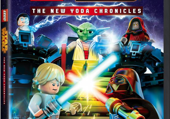Lego® Star Wars: The New Yoda Chronicles on DVD September 15