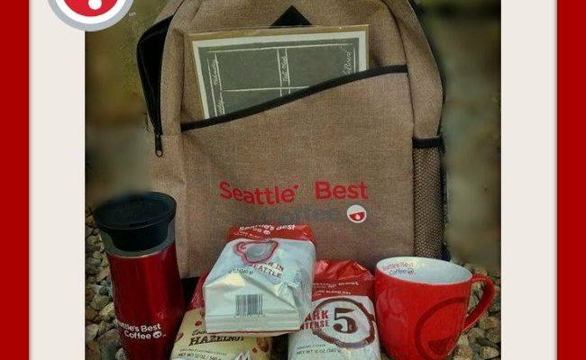 Seattle's Best Coffee #BackToSchool Survival Kit for Parents Giveaway