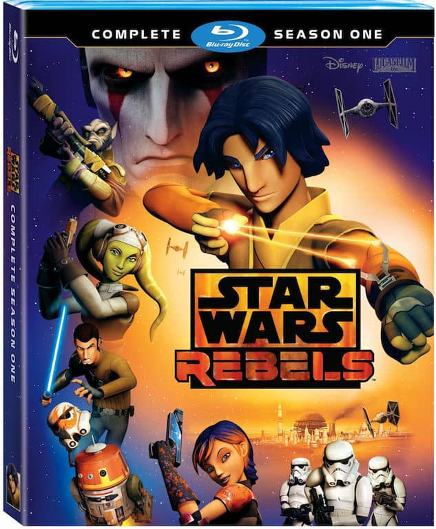 star wars rebels blu ray dvd