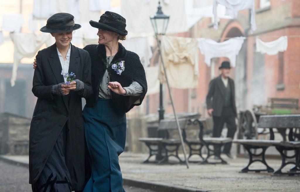 Suffragette-Anne Marie Duff-Maud Watts