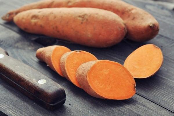 sweet potato lunch ideas